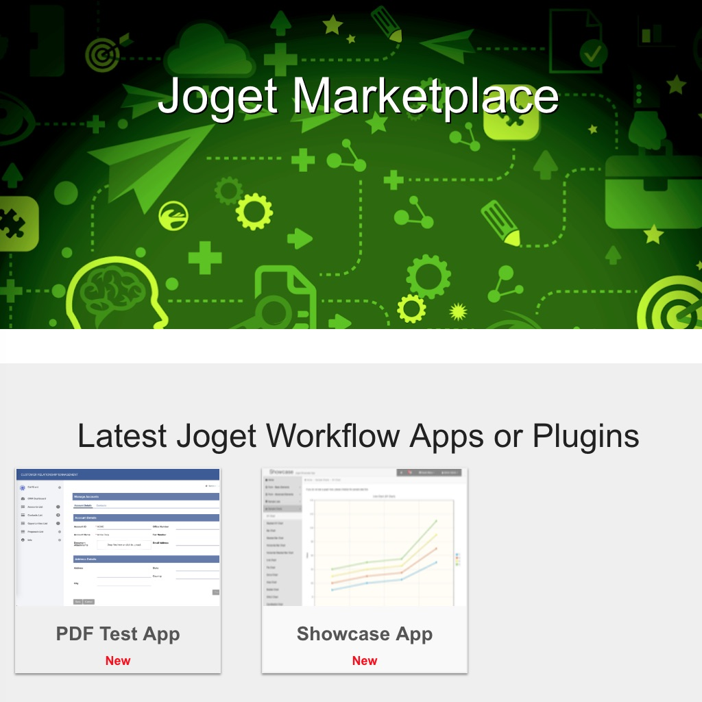 Product – Joget